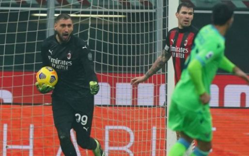 'AC Milan-doelman Donnarumma in de belangstelling van Premier League-club'
