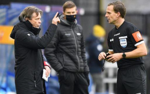 """Afbeelding: Jaecques is duidelijk: """"Verwachten een reactie van staf en spelersgroep Antwerp"""""""