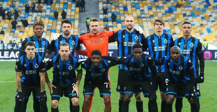 Pro League maakt data voor inhaalmatchen van Club Brugge bekend