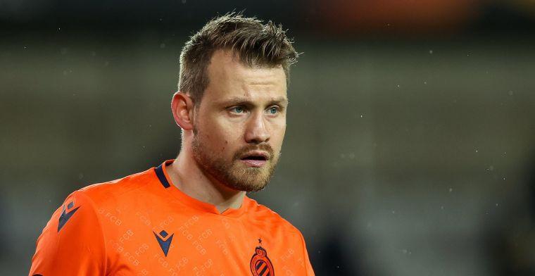 Mignolet oogst heel wat lof bij Club Brugge: 'Chapeau, faut le faire!'