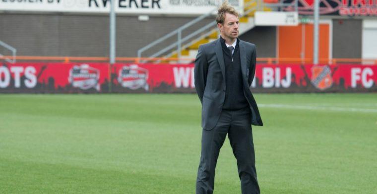 'Eerste wedstrijd in Eredivisie, dat klopt, maar heb interlands gespeeld met O20'