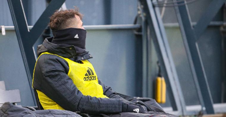 Feyenoord-spits Pratto gelinkt aan nieuwe club: 'Wij praten niet over hem'