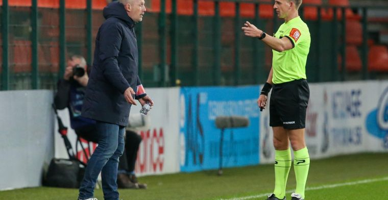 """Clement viseert Pro League: """"Omdat er in Eupen te weinig camera's waren"""""""