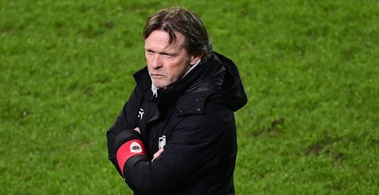 Geen veranderingen bij Antwerp: We moeten niet naar de ranking kijken