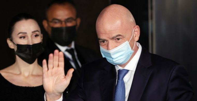 FIFA biedt luisterend oor en past handsregel aan: 'Zijn misschien te ver gegaan'