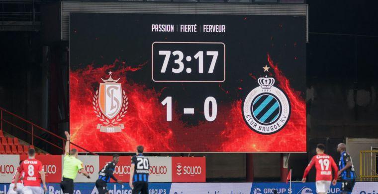 Club Brugge voelt zich bestolen na offsidefoto: 'Een echte schande'