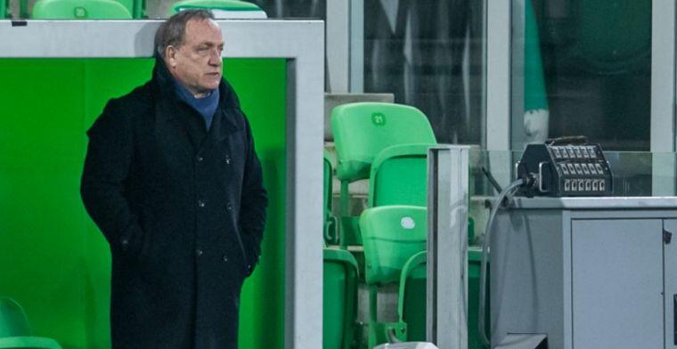 Advocaat bijt van zich af: 'Zouden ze dat bij Tottenham en Liverpool ook doen?'