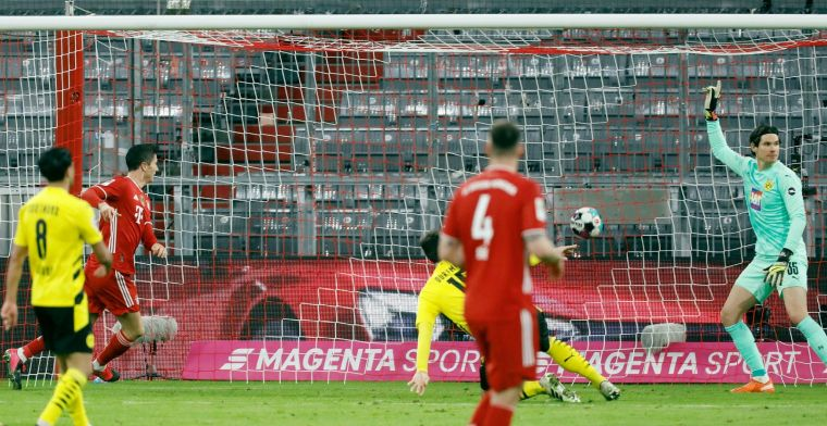 Bliksemstart Dortmund, maar Lewandowski heeft langste adem: Bayern wint Klassiker