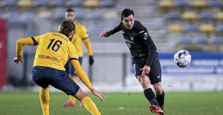 Zorgt doorbraak Cullen voor problemen bij Anderlecht? 'Trebel is ongeduldig'