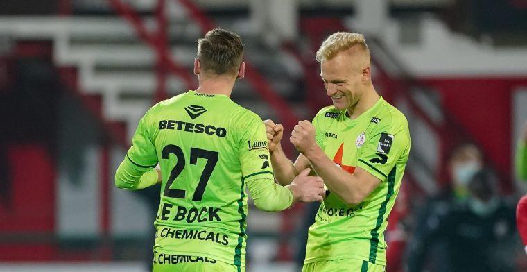 Geen De Bock en Vossen tegen Club Brugge: Blessure en clausule