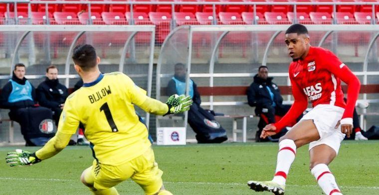 'Hoofdpijndossier voor Feyenoord: doelman Bijlow is wederom niet fit'