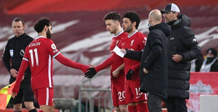 'Ruggengraatloos' Liverpool speelt 'verloren jaar': 'Champions League lastig'
