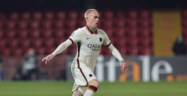 'Opgeleefde Karsdorp staat op het punt om contract bij AS Roma te verlengen'