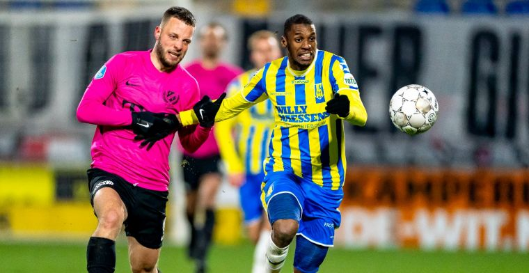 Ongeslagen serie RKC bruut beëindigd: FC Utrecht wint na penalty in minuut 97