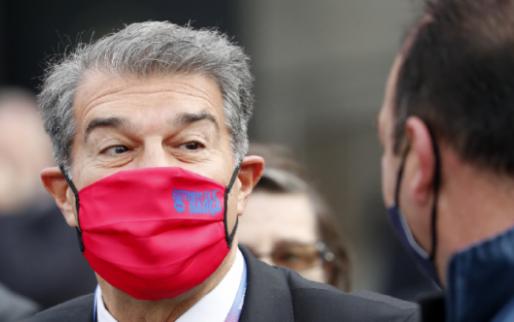 'Laporta wint presidentsverkiezingen Barcelona, mogelijk goed nieuws voor Koeman'