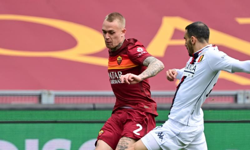 Afbeelding: Promes en Lang scoren in Rusland en België, AC Milan en AS Roma in de leunstoel