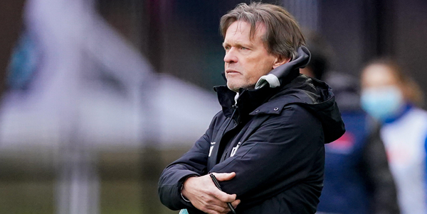 Vercauteren mag vieren bij Antwerp: Kan spelers enkel feliciteren