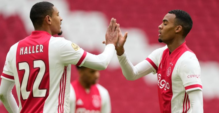 De Boer bekijkt Ajax-spelers in Amsterdam: 'Ik wil bij Oranje zitten, wacht ik op'
