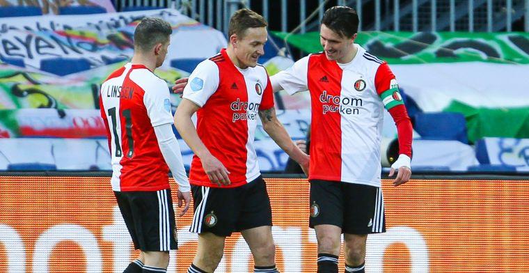 VP's Elftal van de Week: Feyenoord blijft Ajax en PSV voor met drie spelers