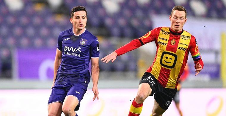 LIVE: KV Mechelen komt opnieuw langs Anderlecht met penalty