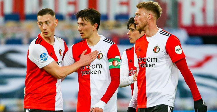 Feyenoord dreigt Berghuis kwijt te raken: 'Vier miljoen, is toch niet veel geld?'