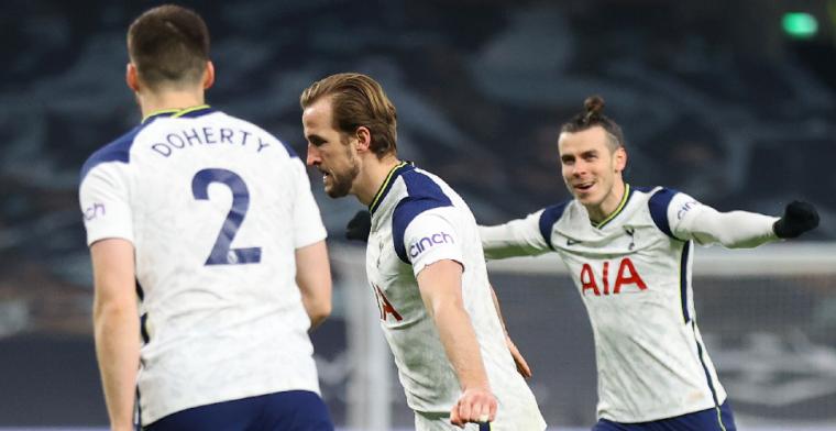 Ontketende Bale en Kane eisen de hoofdrol op bij Tottenham Hotspur