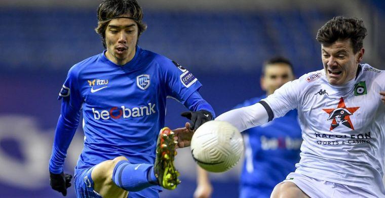 Ito vindt nieuw maatje bij Genk en maakt indruk: Bij meest waardevolle spelers