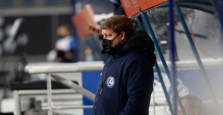 Vanhaezebrouck: Het was geen mooi voetbal, maar anders loop je in hun mes