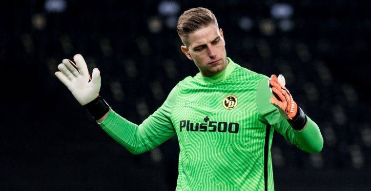 Update: Young Boys definitief zonder eerste keeper in eerste duel met Ajax