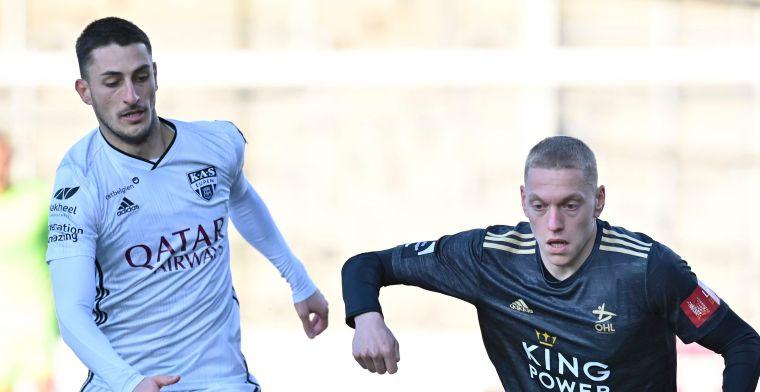 'Boljevic (Eupen) mag dan toch spelen tegen Standard in de halve finale'