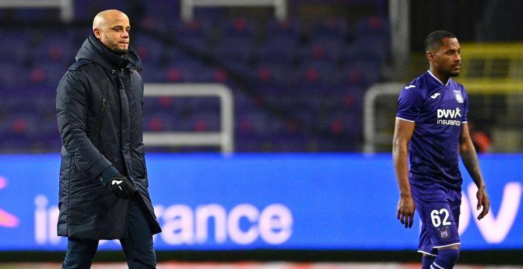 Nog veel geloof in Kompany: Fans zullen Anderlecht zien dat ze willen zien