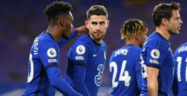 Chelsea zet goede vorm door tegen Everton: negen PL-duels op rij niet verloren