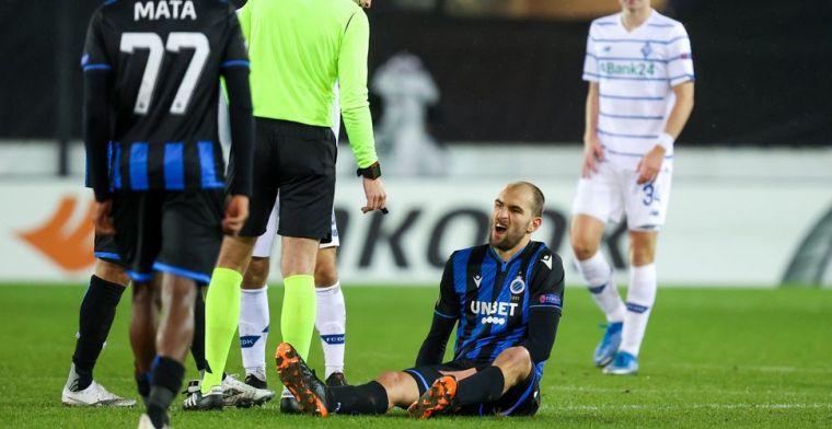 'Club Brugge krijgt goed nieuws en mag hopen op terugkeer van Dost'