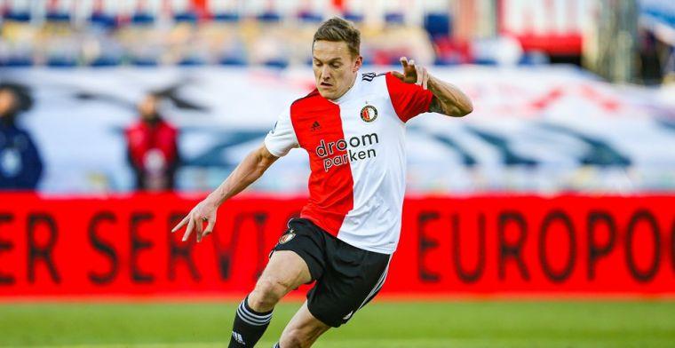 Van Persie prijst 'Feyenoord-legende': 'Geen eerlijke kans in Oranje gehad'
