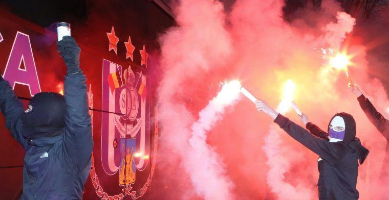 UPDATE: Anderlecht-fans kennen straf na graffiti op Jan Breydel