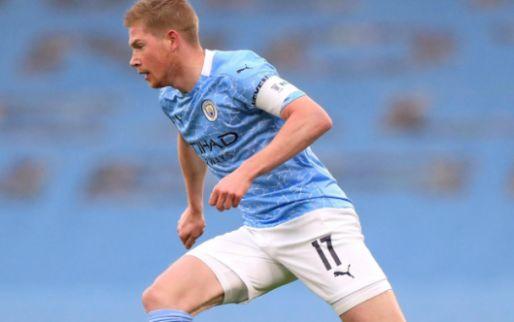 Afbeelding: Herpakt Manchester City zich na nederlaag tegen United? De Bruyne in de basis