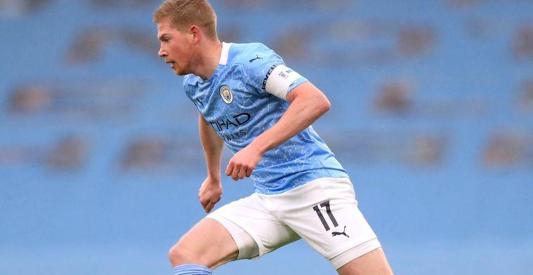Herpakt Manchester City zich na nederlaag tegen United? De Bruyne in de basis