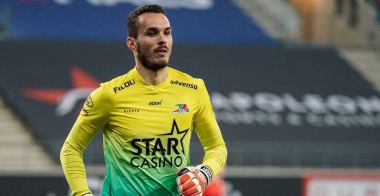Hubert kreeg geen kansen bij Club Brugge: Had niets met voetbal te maken