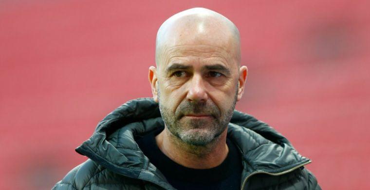 Bosz: 'Er is niet één individuele speler die Ajax zou willen hebben, wij ook niet'