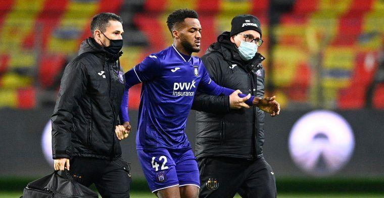 Anderlecht vindt vervanger voor Delcroix: 'Geen probleem als hij niveau haalt'