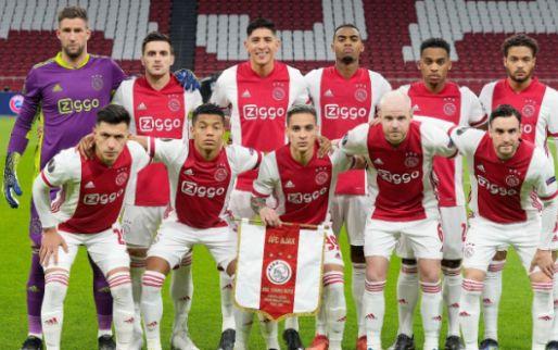 Afbeelding: Ajax op rapport: één speler krijgt 'rust', uitstekende teamprestatie in Arena