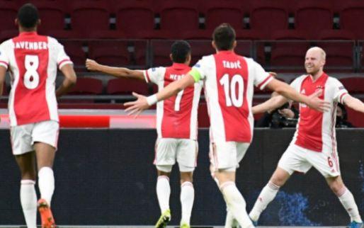 Afbeelding: Ajax-conclusies: Ten Hag en zijn 'Europese elf', bijzondere Klaassen-statistiek