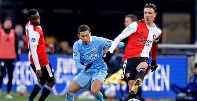 2,92 miljoen op het spel, schuin oog naar Ajax: de belangen van PSV en Feyenoord