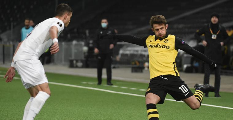 Sulejmani eindelijk terug bij Ajax: 'Amsterdam zit in mijn hart en Ajax ook'