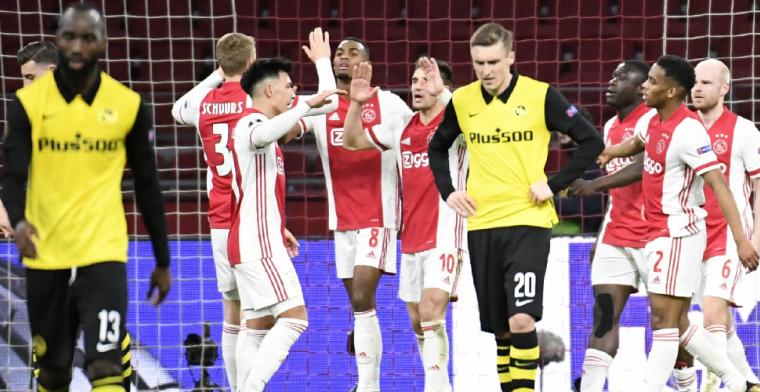 'Ajax demonstreert hoe je aanvallend voetbal naar hoger niveau kunt tillen'
