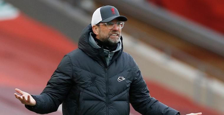 Klopp is 'niet gek': 'Lijkt er niet op dat Liverpool de Champions League wint'