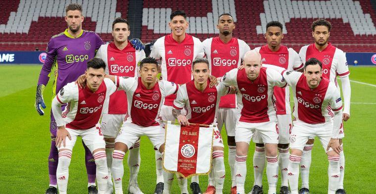 Ajax op rapport: één speler krijgt 'rust', uitstekende teamprestatie in Arena