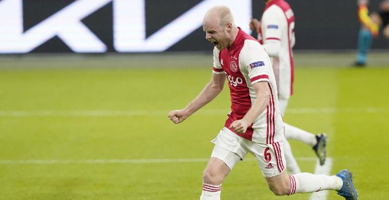 Ajax is oppermachtig: Als je dat voor de wedstrijd zegt, teken je daar voor