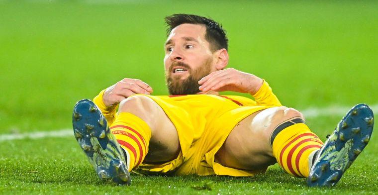 'PSG heeft financiën voor Messi-komst op orde en maakt werk van transfer'