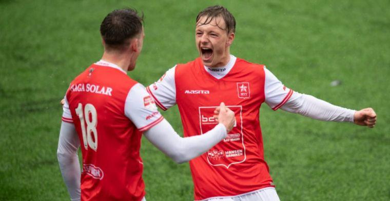 Vierde zege op rij voor NEC, FC Volendam maakt gehakt van hekkensluiter